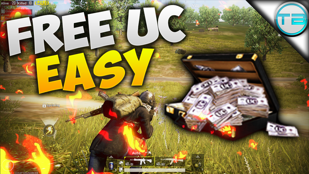How to get FREE UC in PUBG Mobile Legit Way-2018 | Get FREE ROYAL
