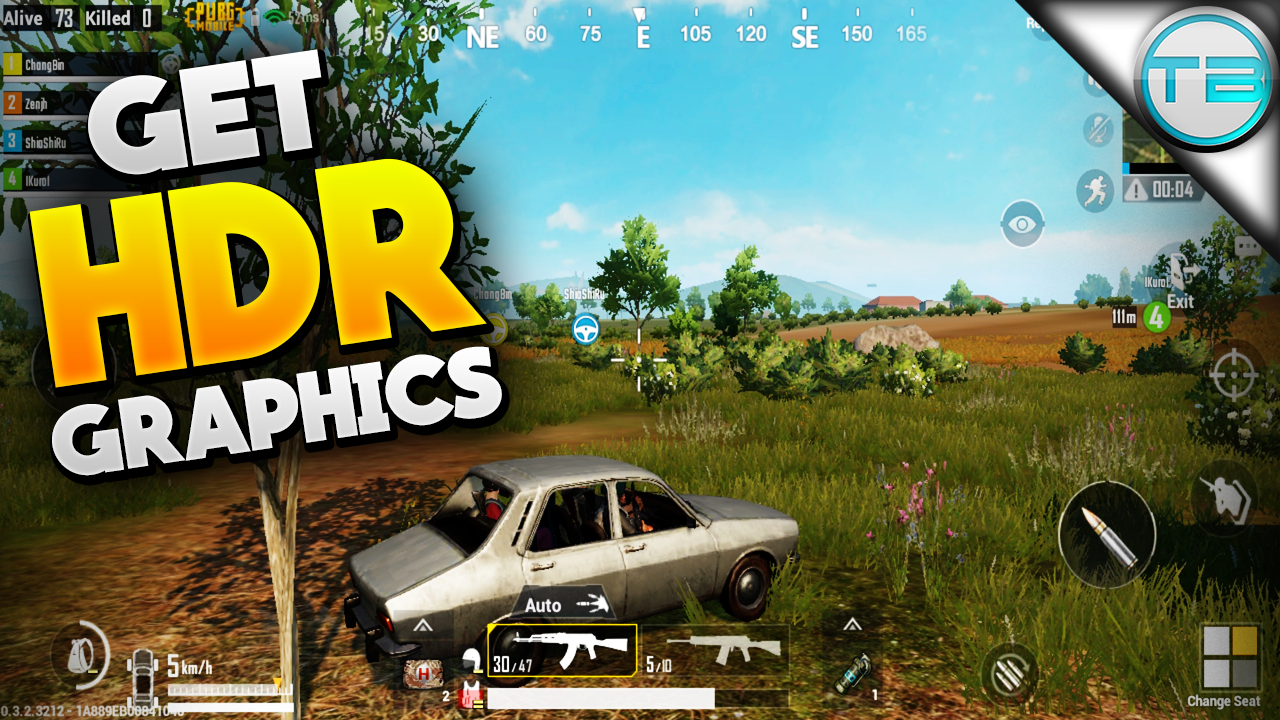 How To GET HDR GRAPHICS In PUBG Mobile 0 9 0 GLOBAL - Techno Brotherzz