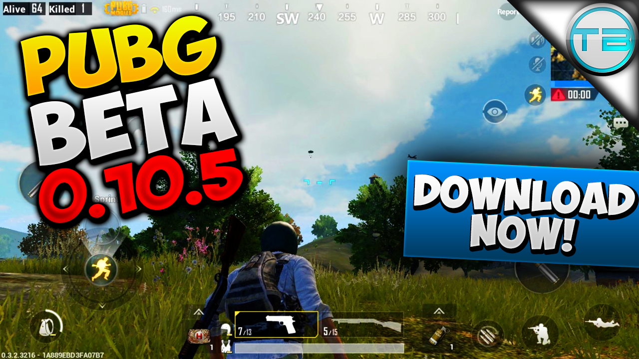 DOWNLOAD PUBG MOBILE 0 10 5 GLOBAL BETA- ANDROID/IOS - Techno Brotherzz