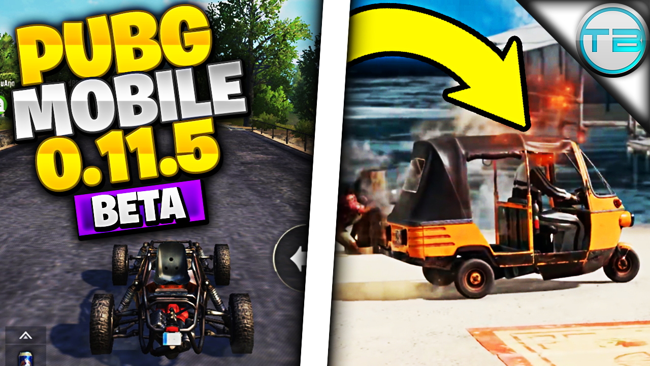 Download PUBG Mobile 0 11 5 BETA - ANDROID/IOS - Techno Brotherzz
