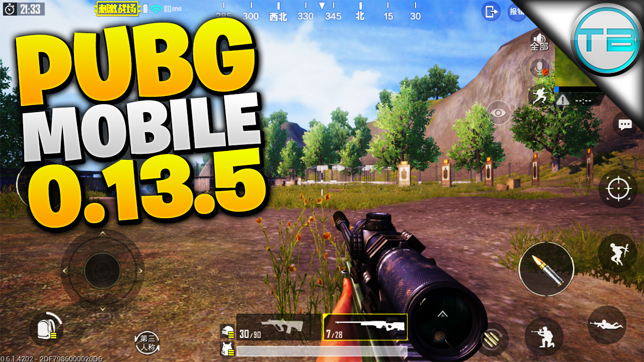 Download PUBG Mobile 0 13 5 CHINESE Lightspeed ANDROID - Techno