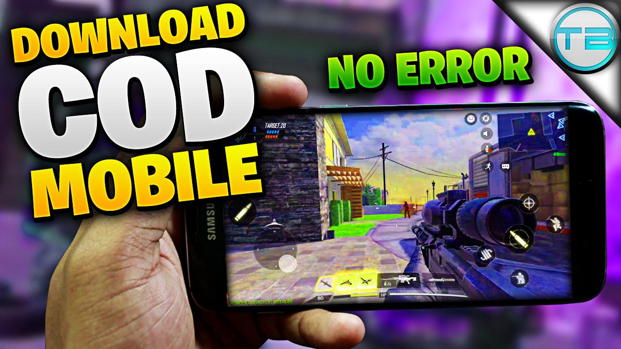 Call Of Duty Mobile Beta Apk Obb ...