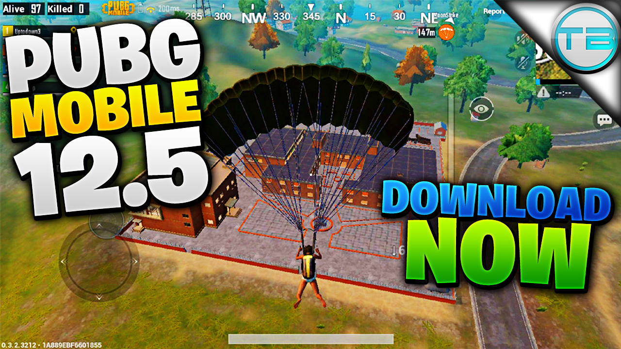Download PUBG Mobile 0 12 5 BETA - ANDROID/IOS - Techno Brotherzz
