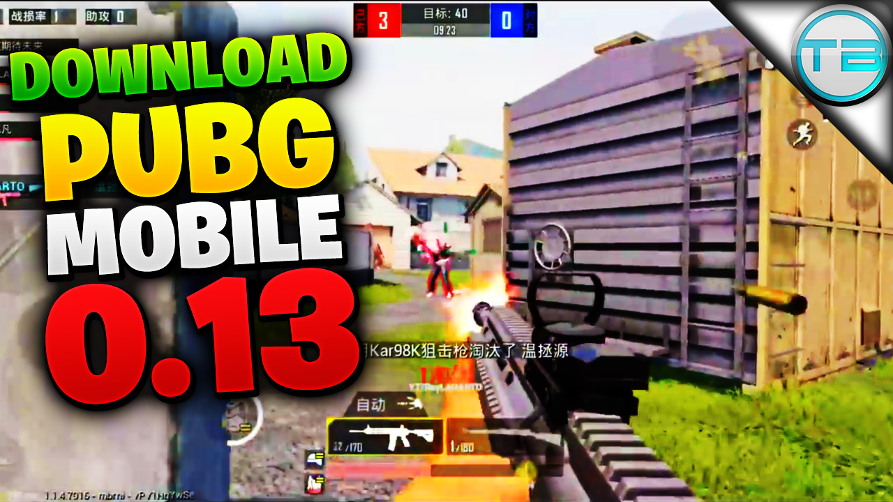 Download Pubg Mobile 0 13 0 Global Beta Android Techno Brotherzz