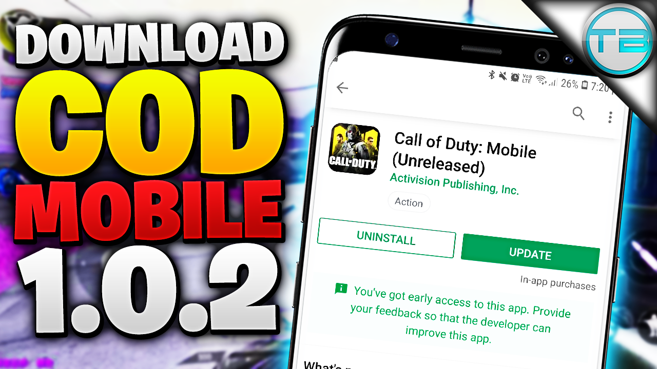 call of duty mobile android apk download