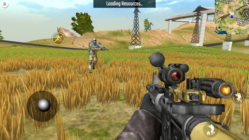 download Blood Rivals game on United State server