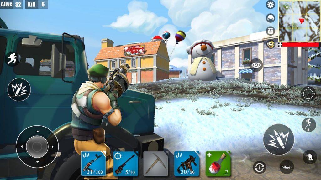 download Battle Destruction game on United State server