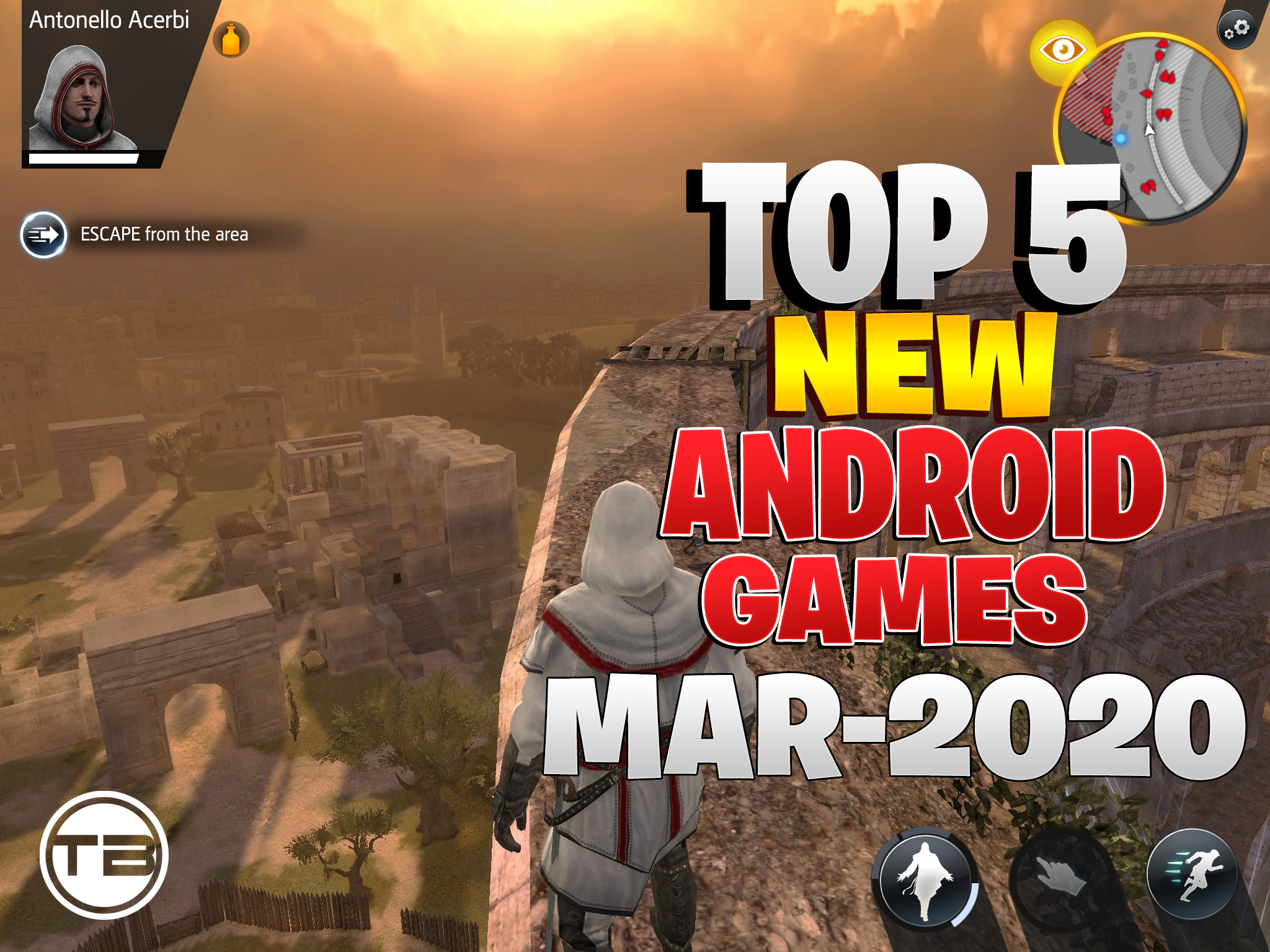 Top 5 New Android Games of March Part III - Free Download ...