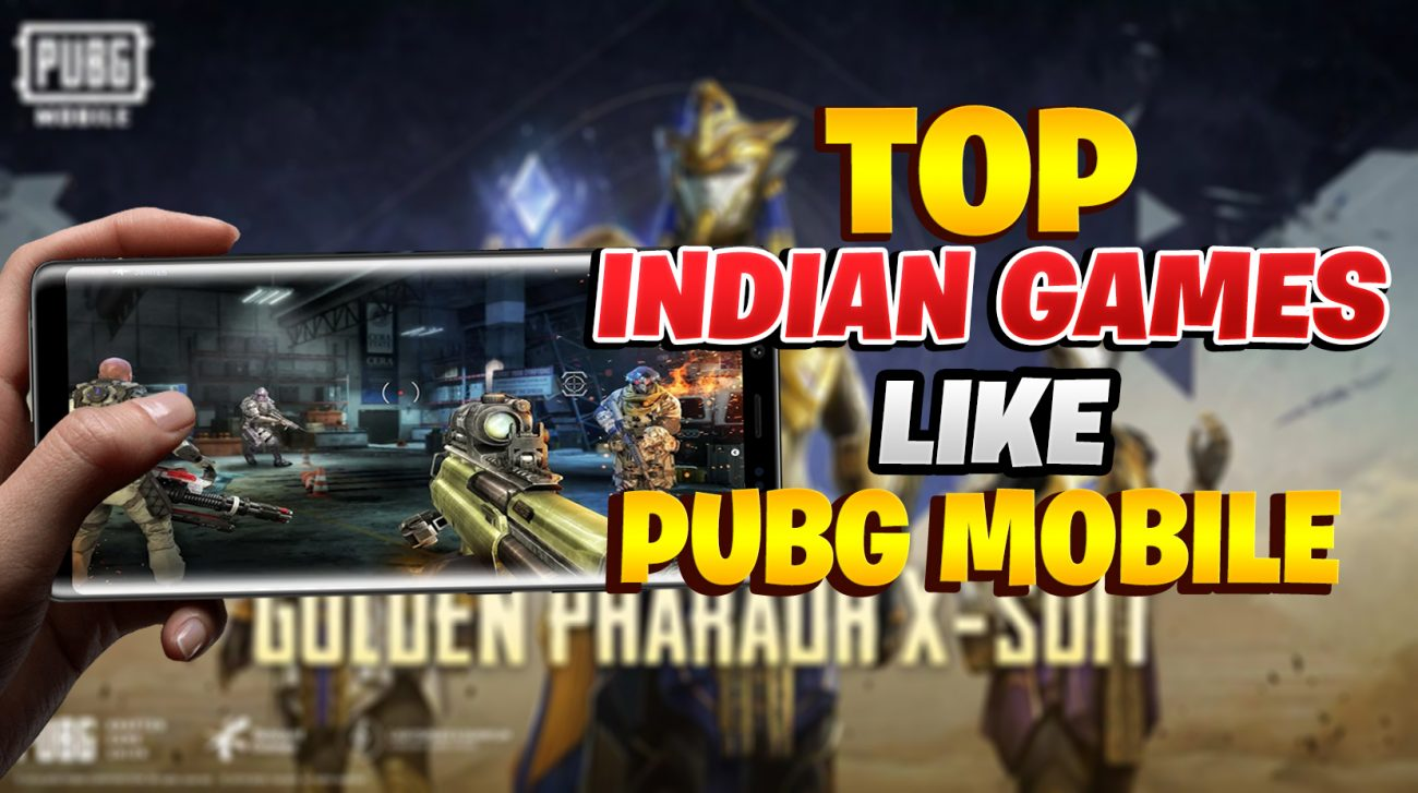 Best Indian Games Like Pubg Mobile Android Techno Brotherzz
