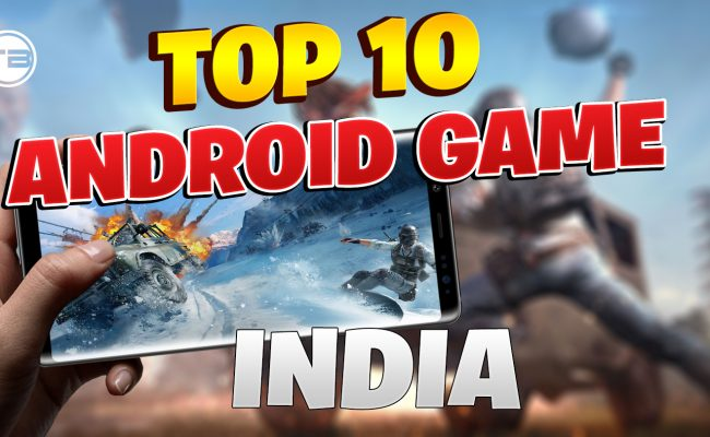 Top 10 Free Android Games on United State server