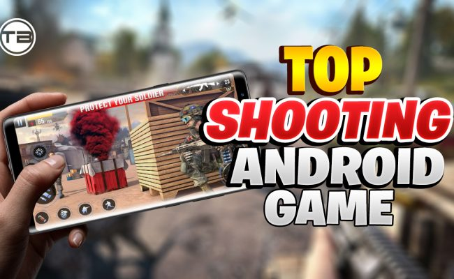 Top Shooting Games on Play Store in USA | Android Games in United State