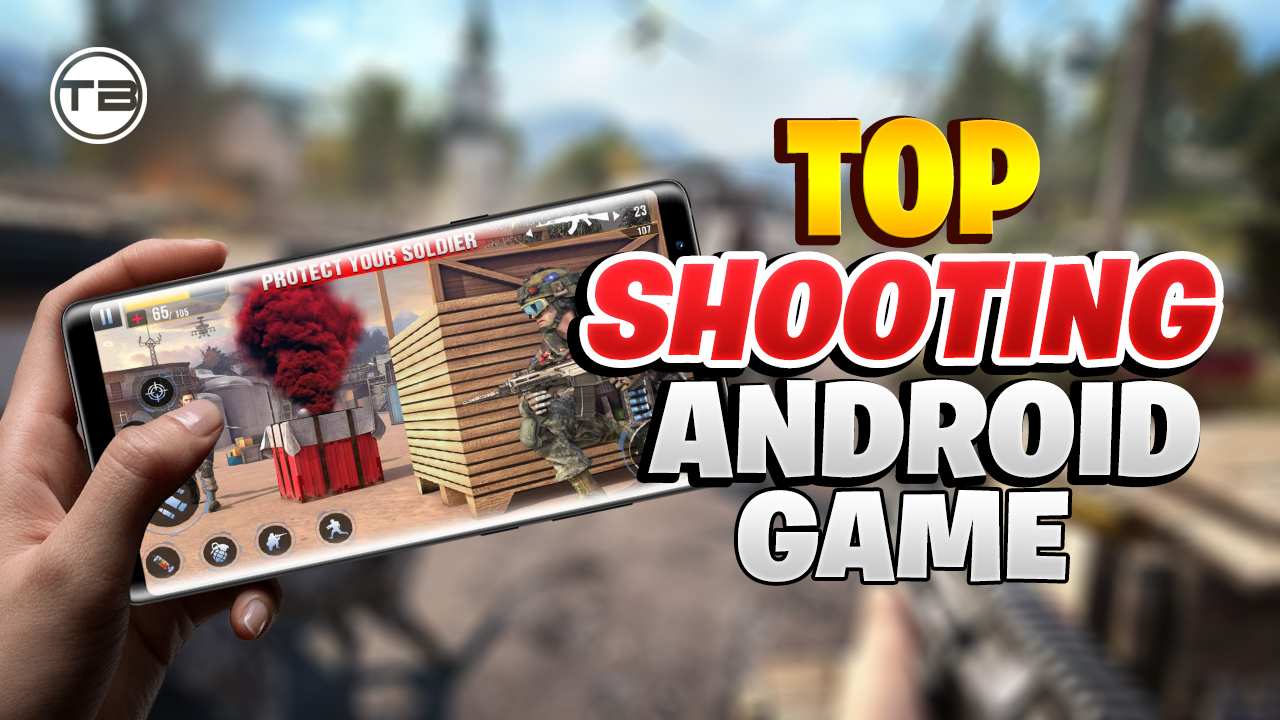 Top Shooting Games on Play Store in USA   Android Games in United State