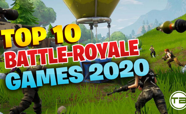 Top 10 Battle Royale Games for iOS and Android in US server