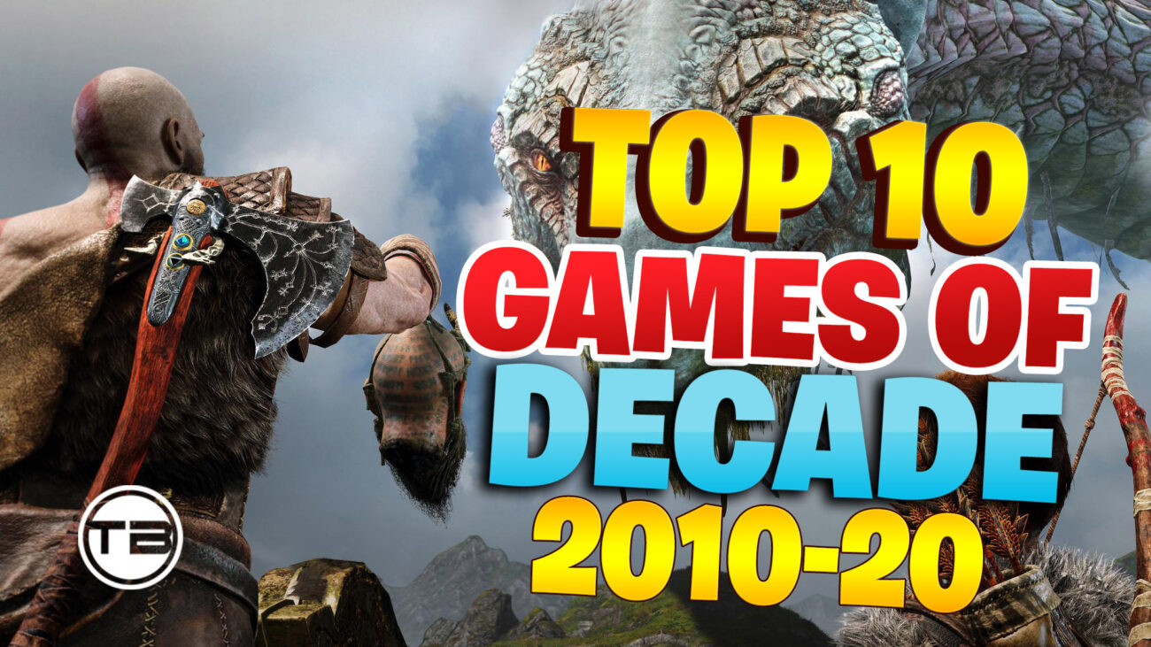 Top 10 Games that Define Decade on United State server