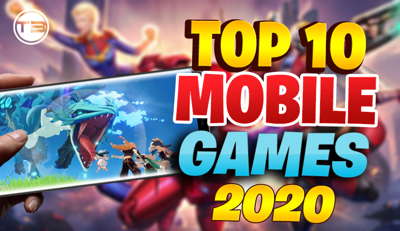 Top 10 Mobile Games of 2020 in USA server