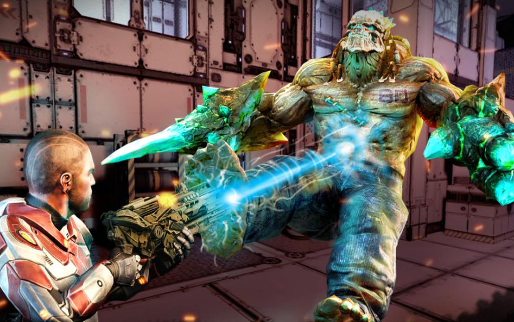 Download Doom of the Galaxy APK