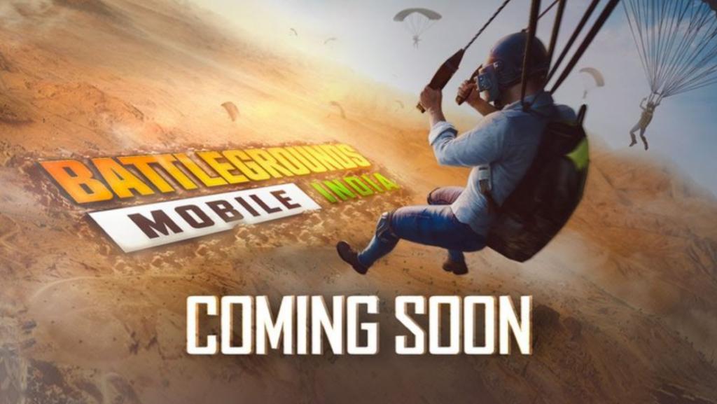 Battlegrounds Mobile India poster